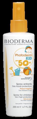Photoderm Kid Spray Spf 50 Une Creme Solaire Specialement Pour Les Enfants