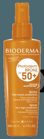 Bronz Spf 50 Spray 200 Ml