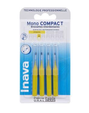 Brossettes Mono Compact Jaune Iso 2 1 Mm X 4