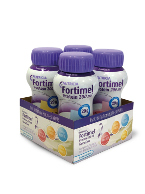 Fortimel Protein Sensation Pack Multi Saveurs 200 Ml