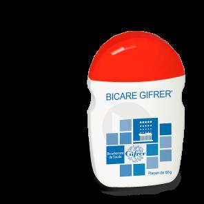 Bicare Bicarbonate De Soude 60 G