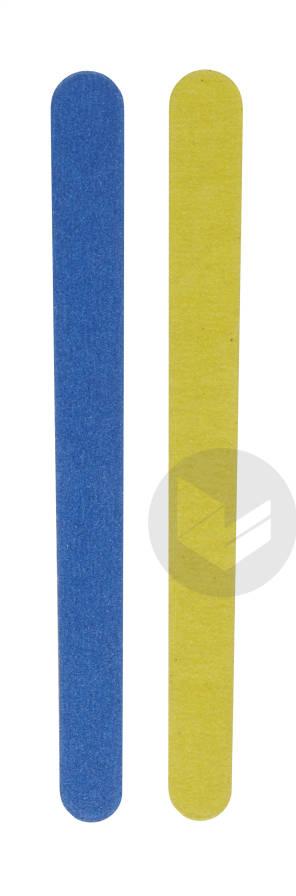 Botte Limes Manucures Bleues 6 Unites