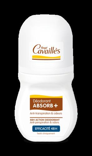 Deodorant Absorb Efficacite 48 H Roll On 50 Ml