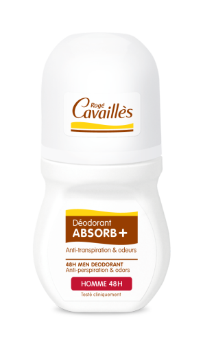 Deodorant Absorb Homme Roll On 50 Ml