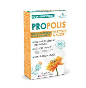 Propolis Pastilles 40 Pastilles