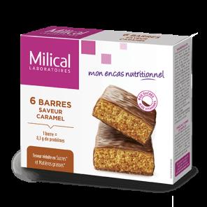 Barre Proteinee Caramel X 6