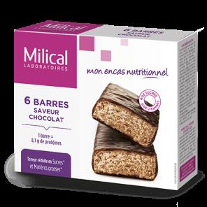 Barre Proteinee Chocolat X 6