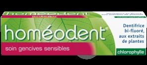 Homeodent Gencives Sensibles Chlorophylle 75 Ml