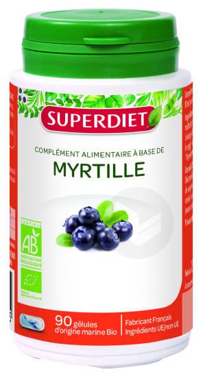 Myrtille Bio 90 Gelules
