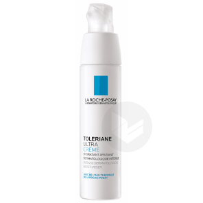 Toleriane Ultra Creme Soin Hydratant Apaisant Intense 40 Ml