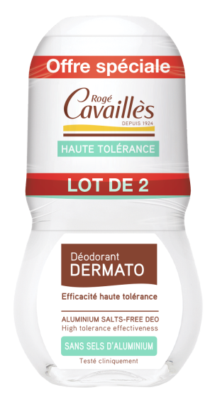 Deodorant Dermato Roll On 2 X 50 Ml
