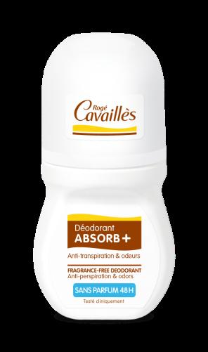 Deodorant Absorb Sans Parfum Roll On 50 Ml