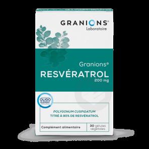 Resveratrol 30 Comprimes