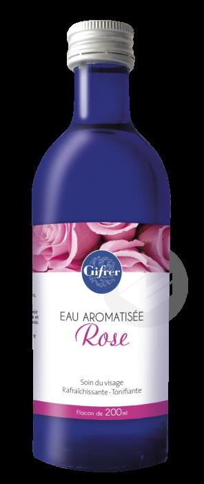 Eau Aromatisee Rose 200 Ml