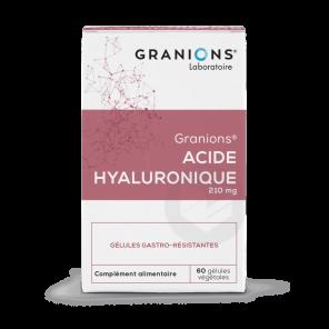 Acide Hyaluronique 60 Gelules