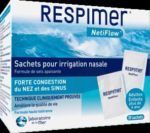 Recharges Pour Irrigation Nasale 30 Sachets