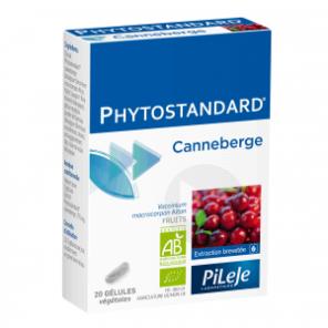Phytostandard Canneberge 20 Gelules
