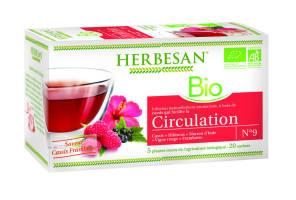 Infusion Hibiscus Cassis Circulation Bio 20 Sachets