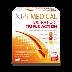 Xl S Medical Extra Fort 120 Comprimes
