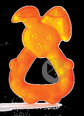 Anneau De Dentition Lapin Refrigere Orange