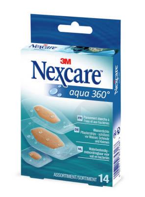 Nexcare Aqua 360 X 14