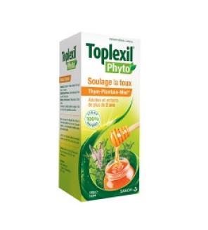 Toplexil Phyto Sirop Toux Adulte Enfant 2 Ans Fl 133 Ml