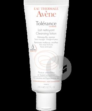 Tolerance Extreme Lait Nettoyant Cosmetique Sterile T 200 Ml
