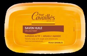 Savon Huile Veloutant Argan Et Amande 115 G