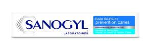 Dentifrice Bi Fluor Prevention Caries 75 Ml