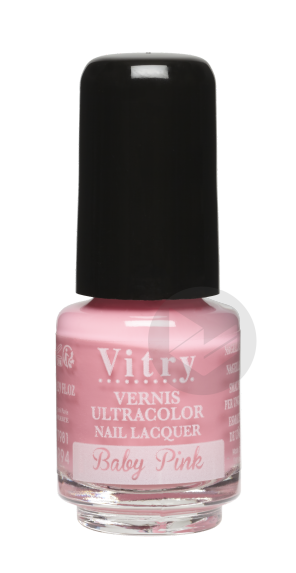 Mini Vernis A Ongles Baby Pink