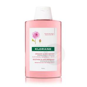 Shampooing Apaisant Anti Irritant A La Pivoine 200 Ml