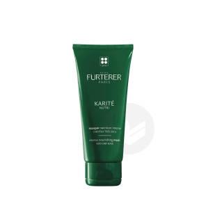 Masque Nutrition Intense Dexception Au Beurre De Karite 100 Ml