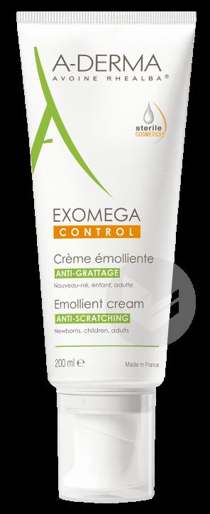 Creme Emolliente Anti Grattage Cosmetique Sterile 200 Ml