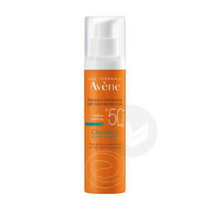 Solaire Spf 50 Peaux Grasses A Imperfections 50 Ml