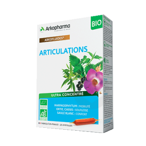Bio Ultraextract S Buv Articulations 20 Amp 10 Ml