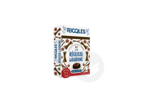 Bonbons Reglisse Badiane Sans Sucres 40 G