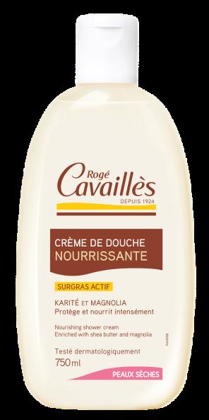 Creme De Douche Nourrissante Beurre De Karite Magnolia 750 Ml