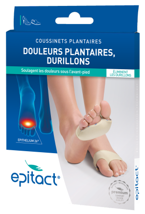 Coussinets Plantaires Taille M 39 41