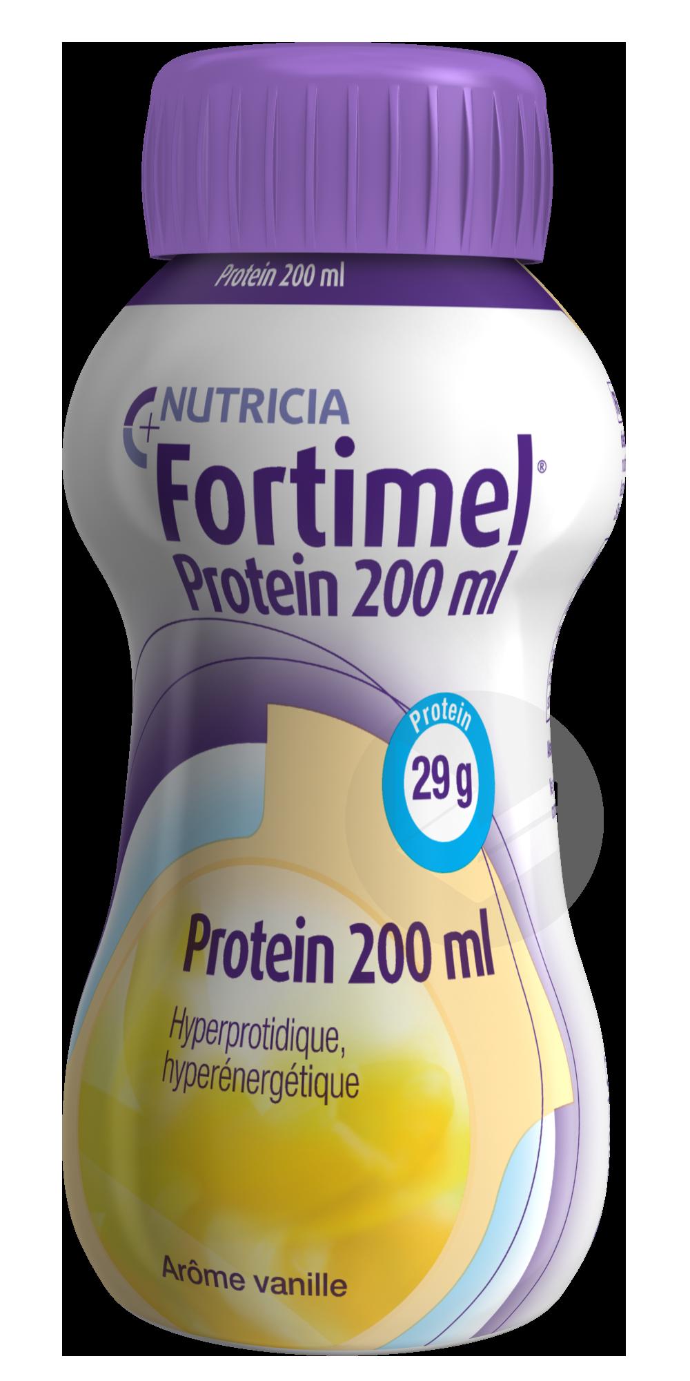 Fortimel Protein Vanille 200 Ml