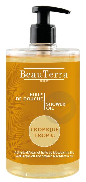 Huile De Douche Tropical 750 Ml