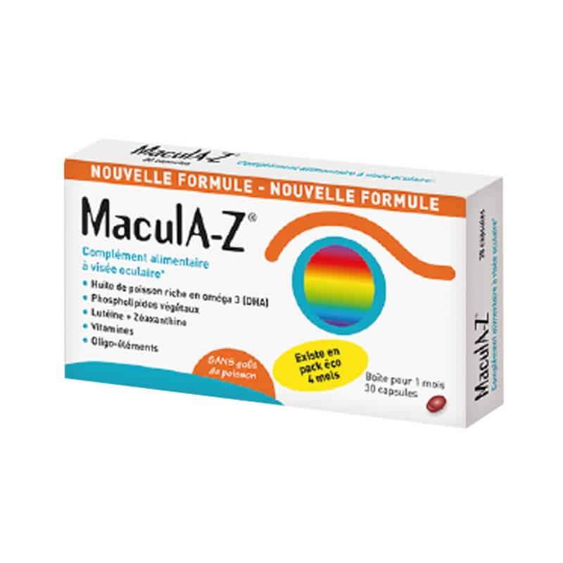 Macula Z Caps Bt 30