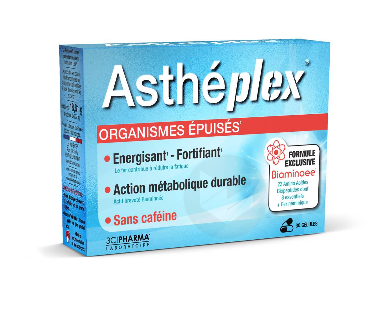 Astheplex 30 gélules