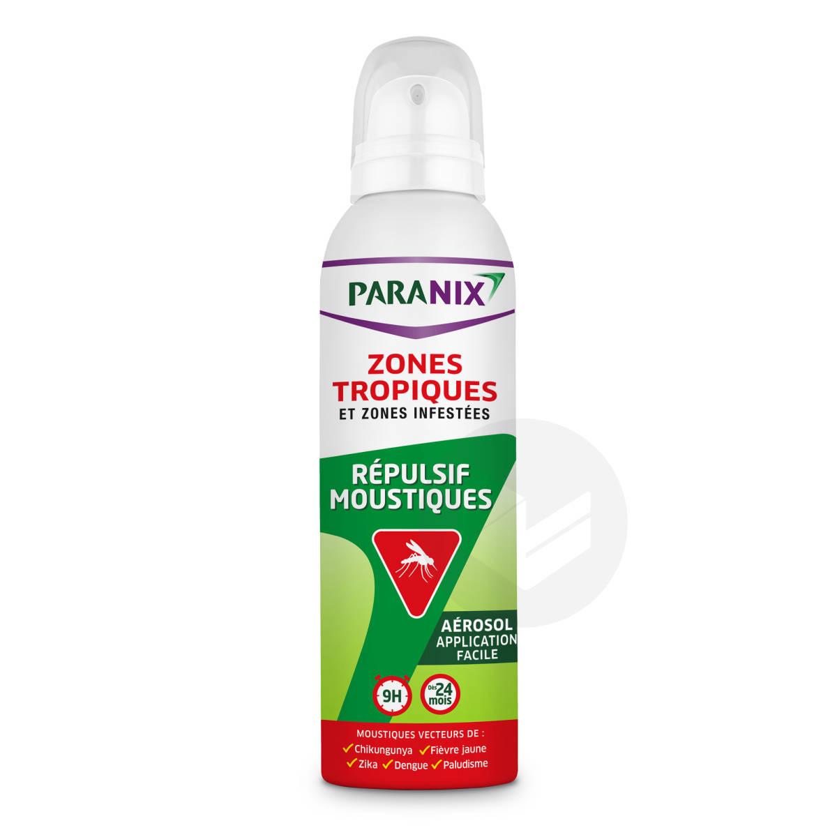 Repulsif Moustiques Zones Tropiques Et Zones Infestees 125 Ml