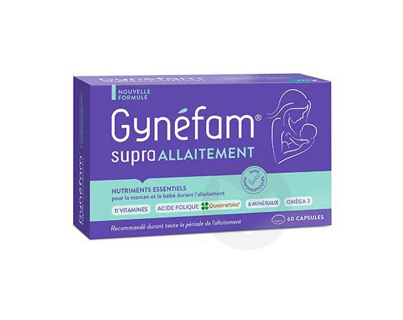 Gynefam Supra Allaitement Caps B 60