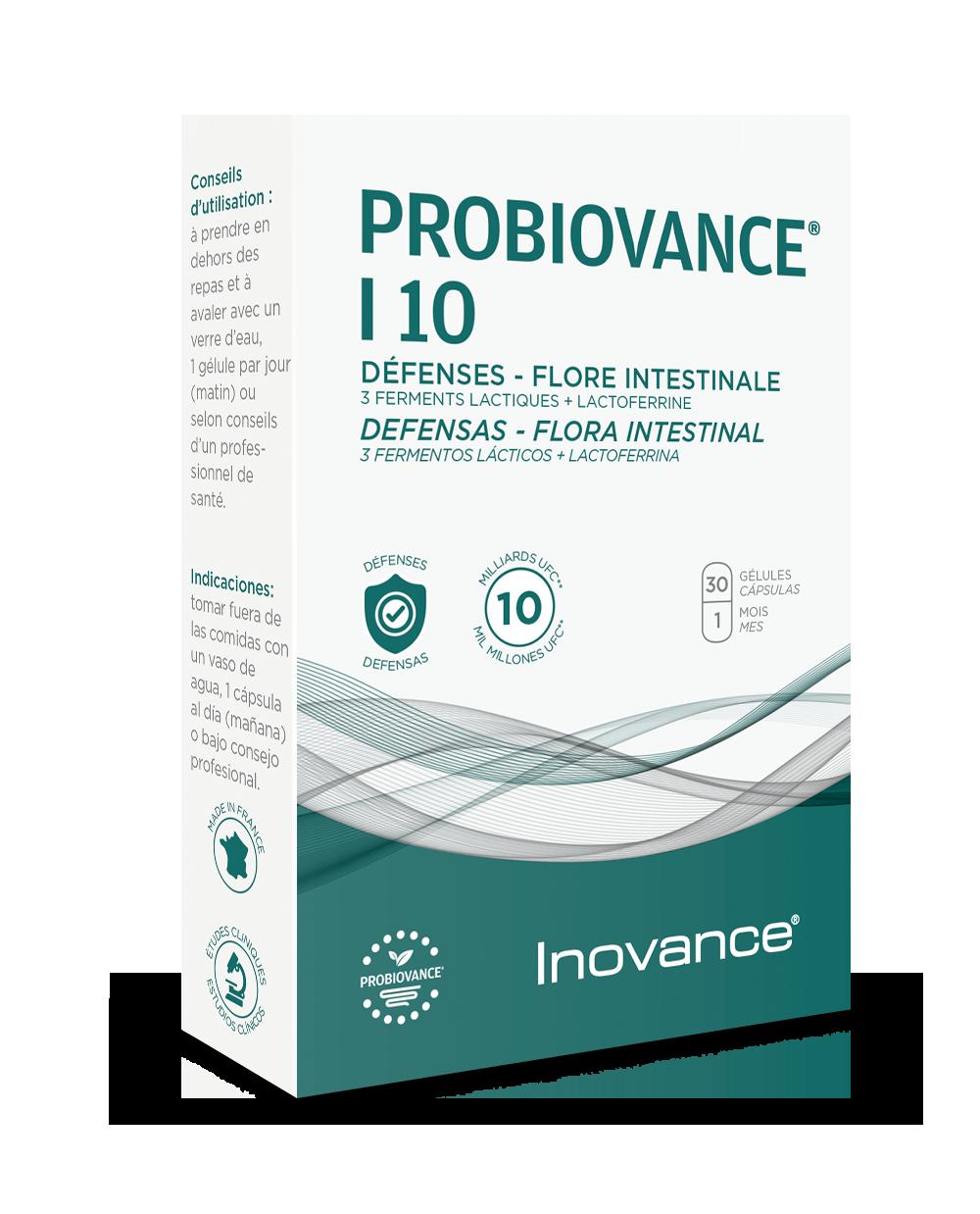 PROBIOVANCE I 10 30 gélules