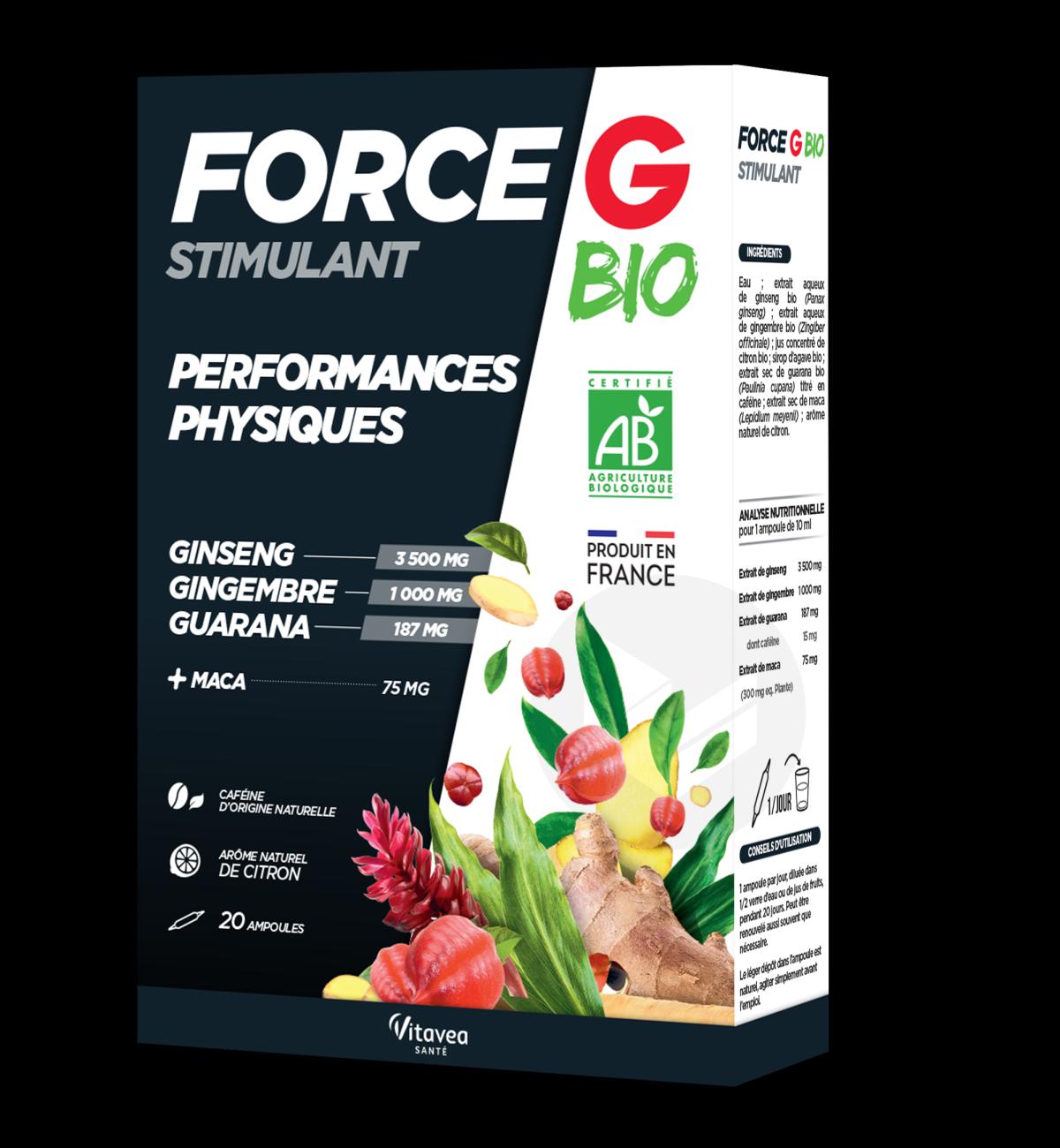 Stimulant Bio 20 ampoules
