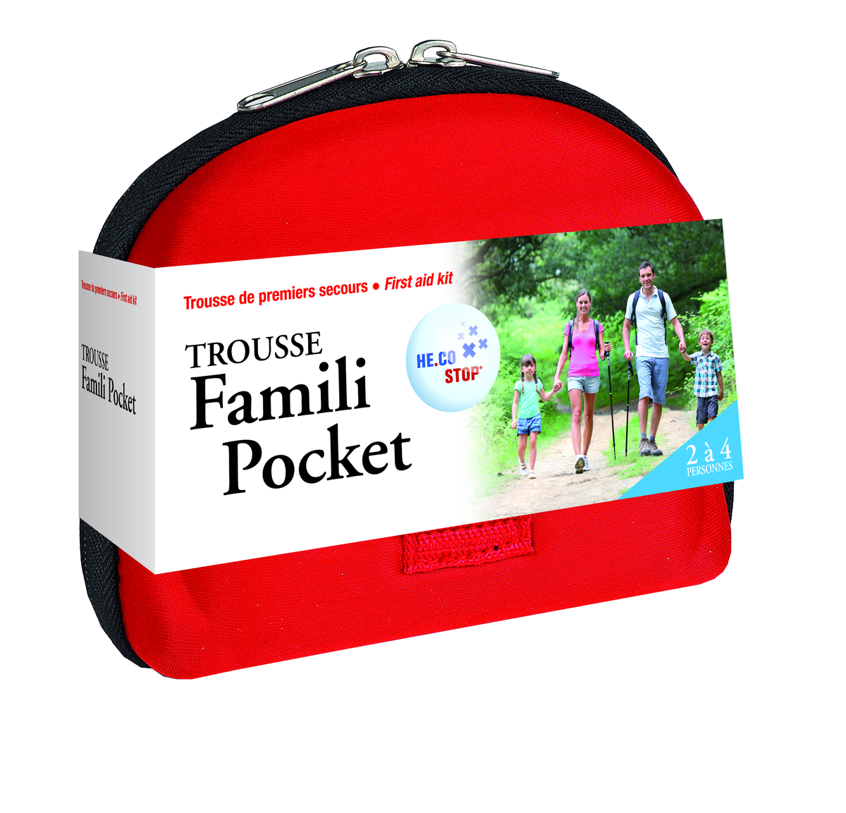 Trousse Family Pocket 2 A 4 Personnes