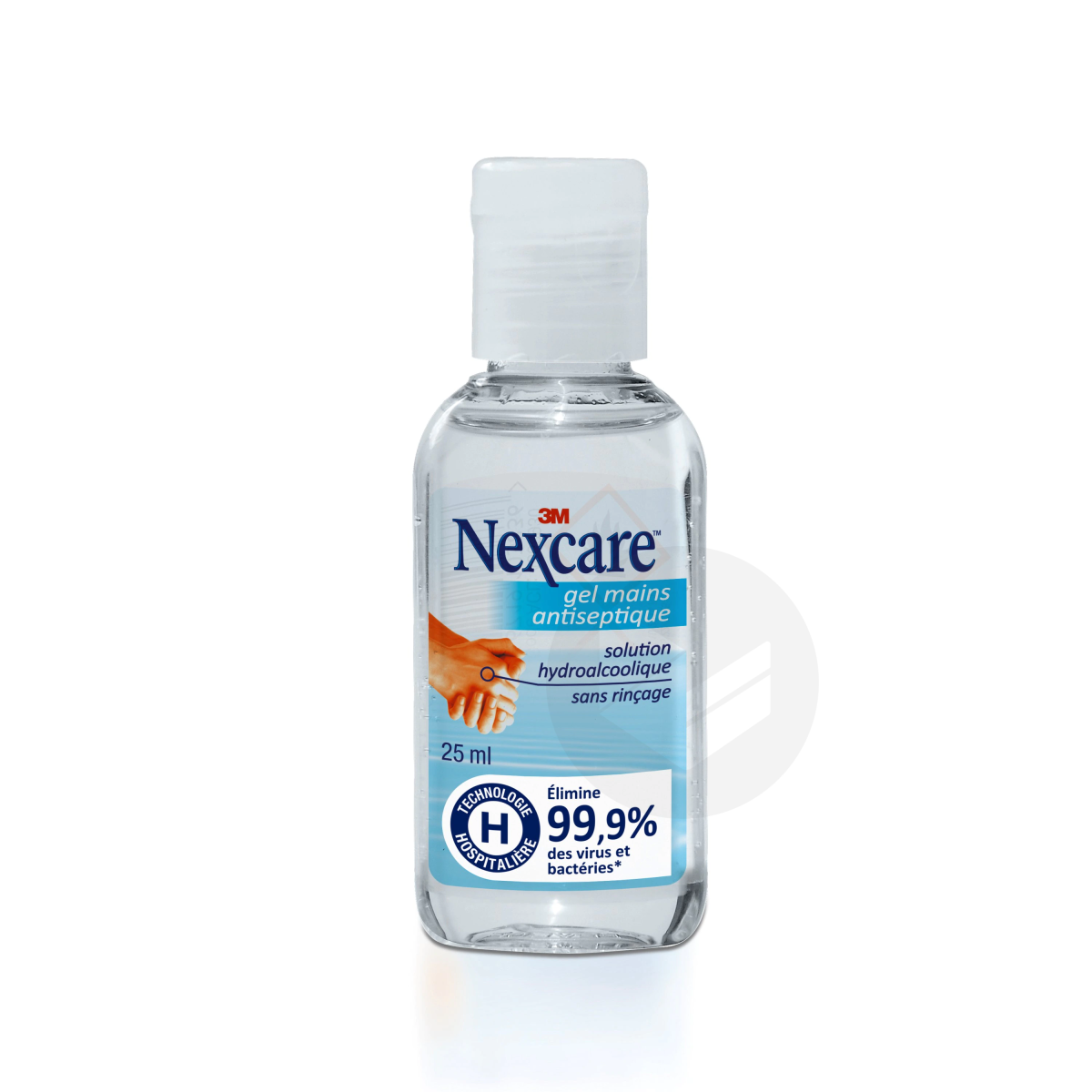 Nexcare Gel Mains Antiseptique 25 Ml