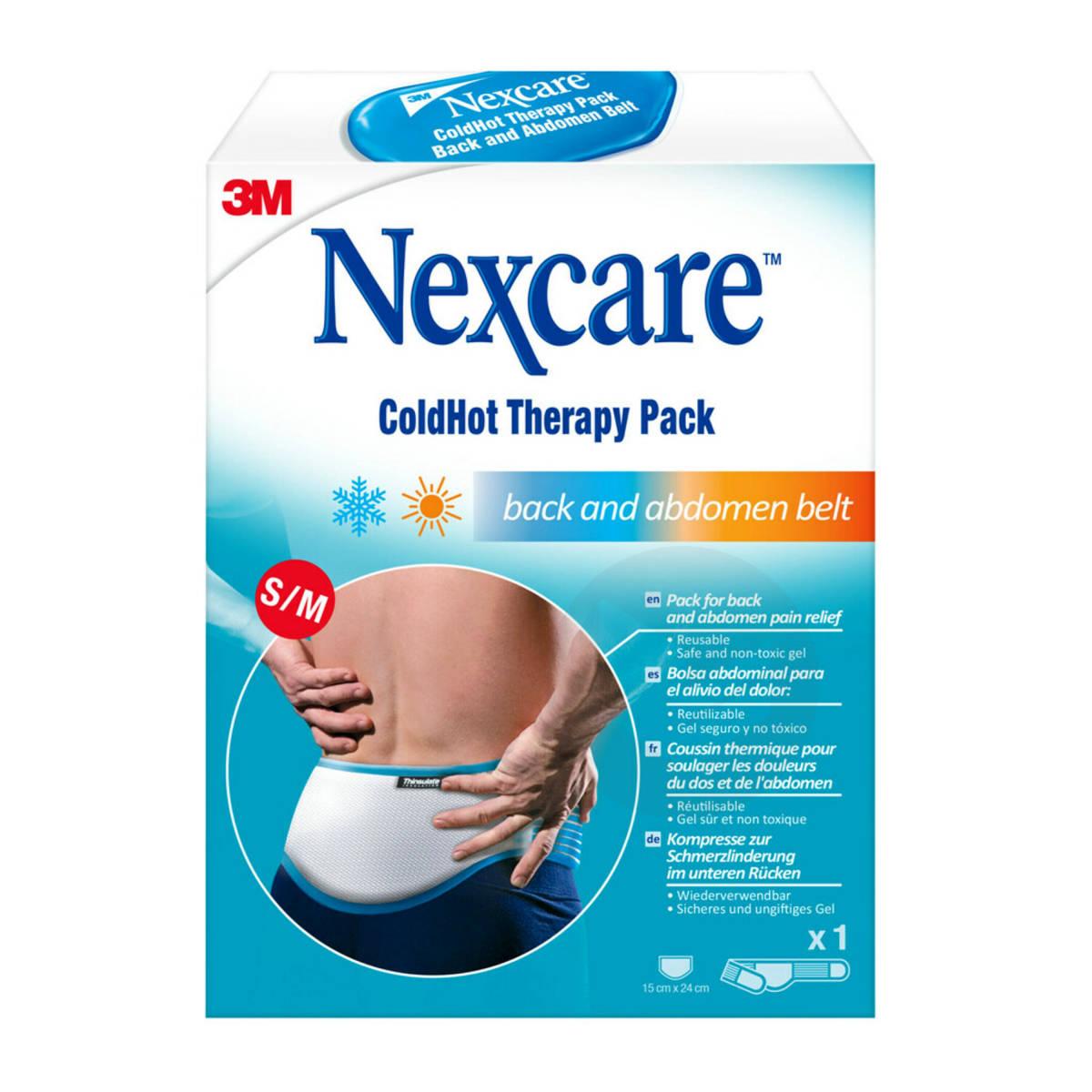 Ceinture à coussins thermiques Nexcare ColdHot S/M