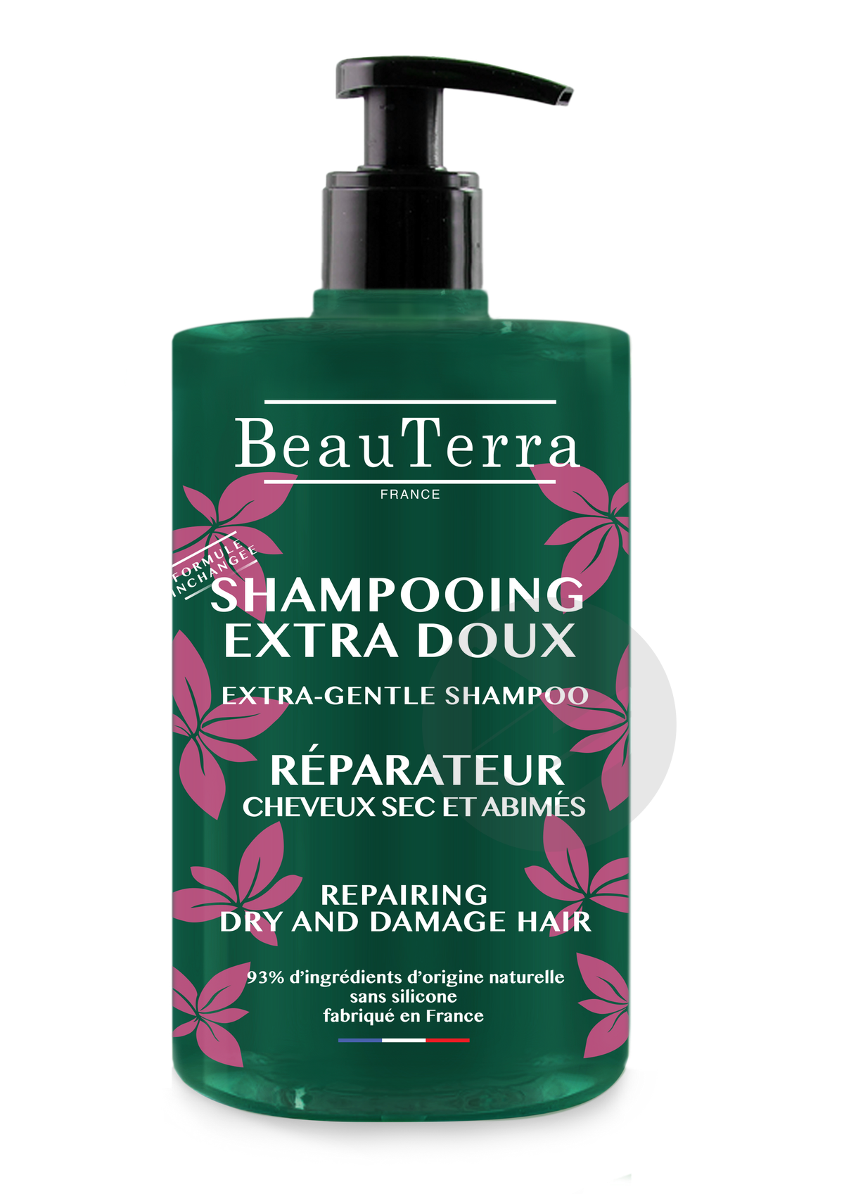 Shampooing Extra Doux Reparateur 750 Ml